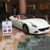 フェラーリの展示