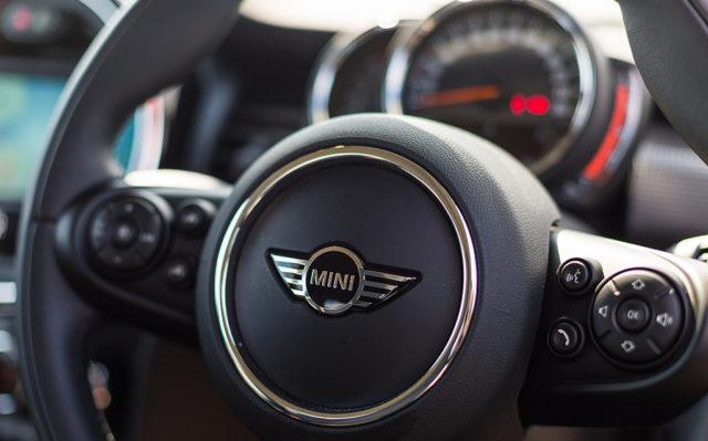 MINIのレンタカー