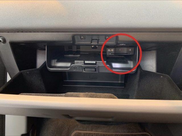 エクセルレンタカー沖縄 ブログ ETC挿入口