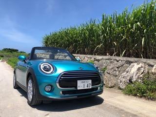 エクセルレンタカー沖縄 ブログ MINI